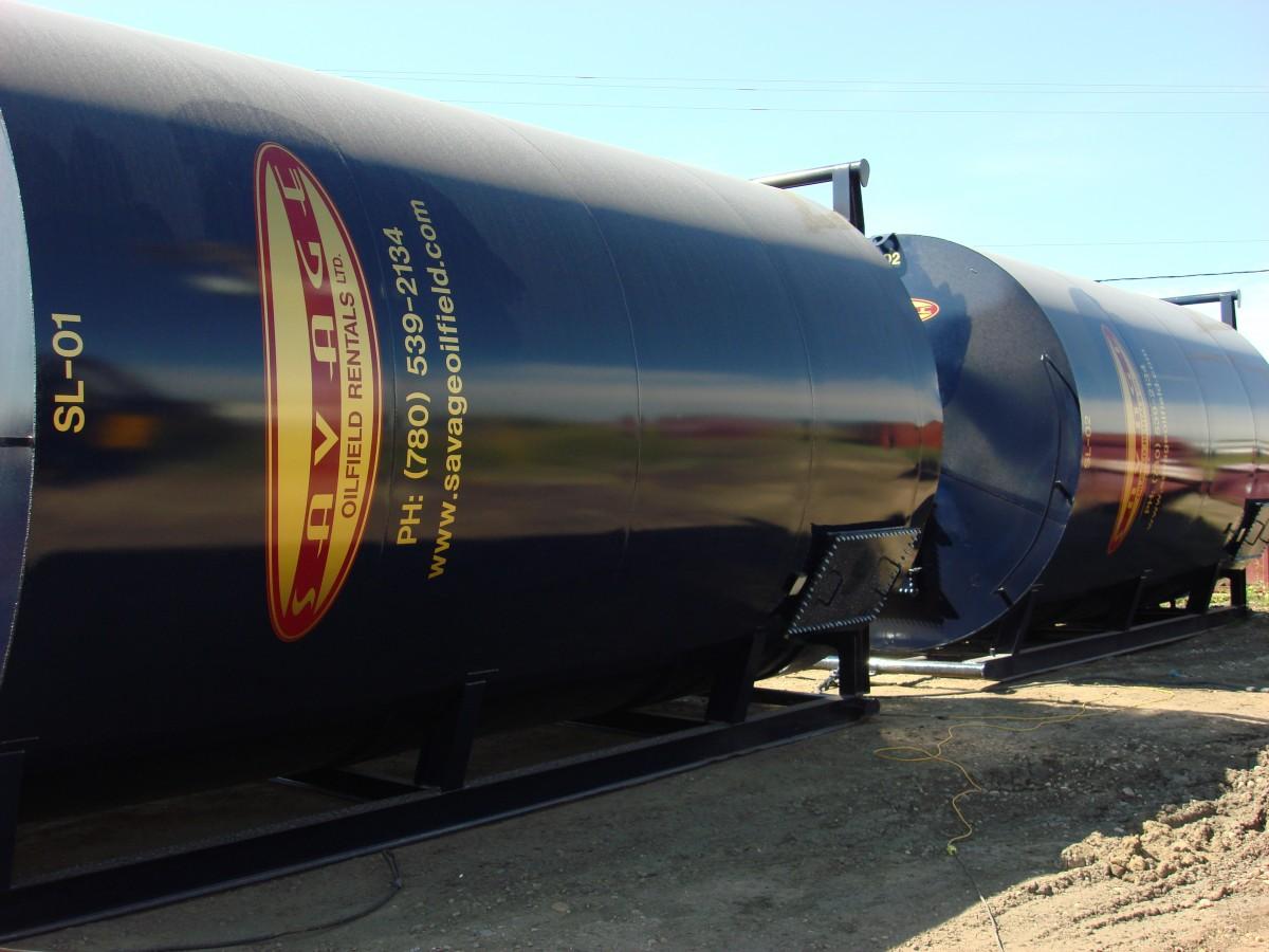 400BBL-Tanks - Savage Oilfield Rentals Ltd
